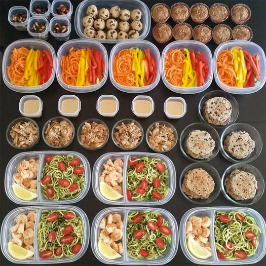 Meal Prep Ideas That Arent Sad Chicken Rice Shape Magazine