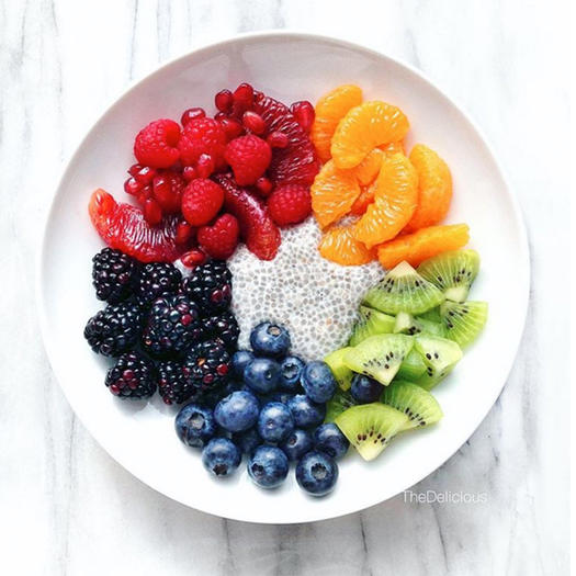 fruit bowls ideas taste the rainbow literally with these gorgeous healthy meal