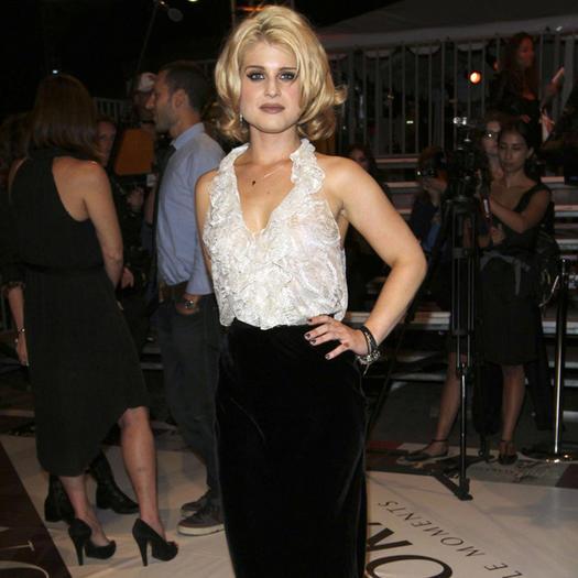 Kelly Osbourne November 2010
