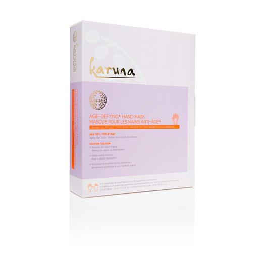 For Your Hands: Karuna Age Defying Hand Mask
