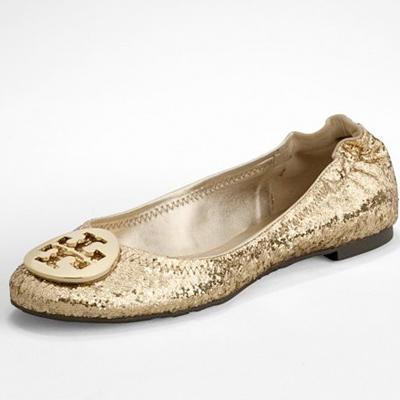 f50450a30b2de 21 of 30. All photos. This Glitter Reva Ballet Flat ( 235  Tory Burch) ...