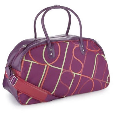 Gym Bag: Pretty in Purple