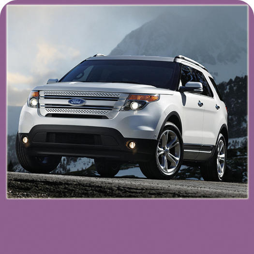 the best car for outdoorsy active women ford explorer