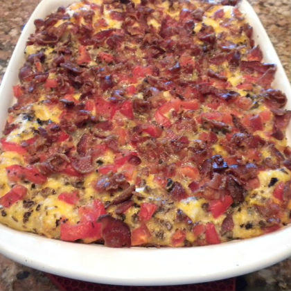 Low calorie recipes breakfast lunch dinner and dessert for brunch egg casserole forumfinder Image collections