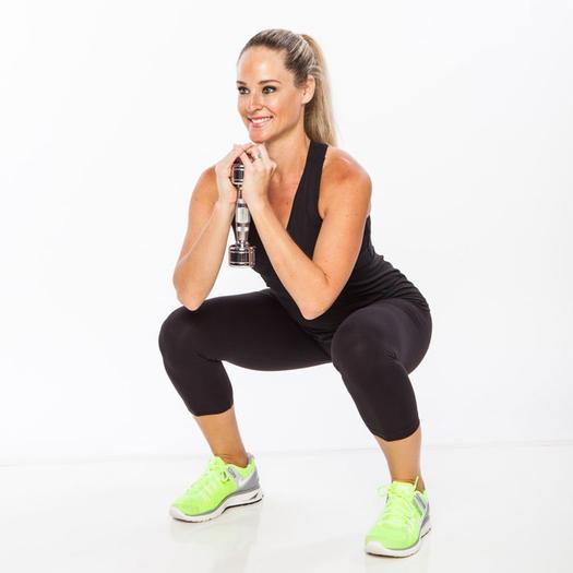 4 Exercises for a Full-Body Blast