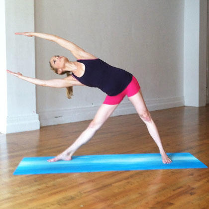 the best yoga poses to build core strength and relieve