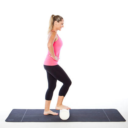 how to use a pressure foam roller