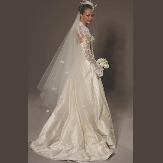 Wedding Dresses to Show Off Your Back | Shape Magazine
