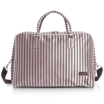 Gym Bag Stripes With Style