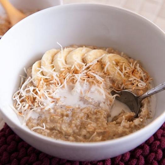 9 healthy instant pot recipes shape magazine creamy coconut steel cut oats forumfinder Gallery