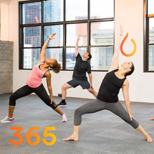 daily burn is making at-home workouts easier than ever | shape magazine