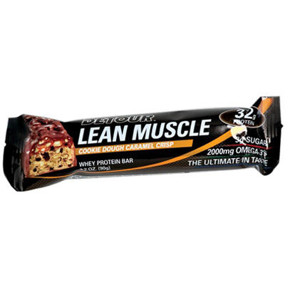 Ordinaire Worst Protein Bar: Detour Lean Muscle