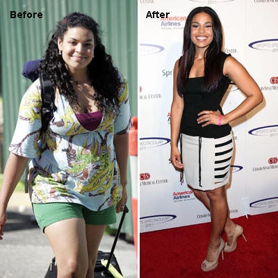 fat celebrities before and after weight loss