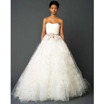 Wedding Dresses Our Favorite Styles Hot Off The Runway