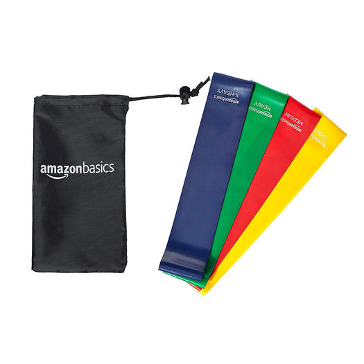 amazon basics mini resistance bands