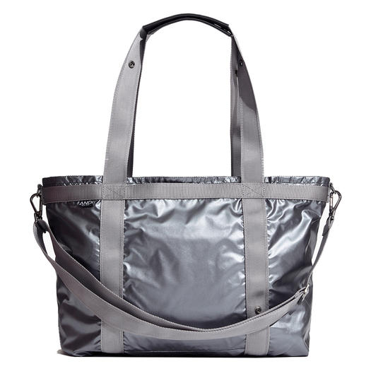 38c0b8a03a84 15 Stylish Gym Bags That Might Make You Want to Work Out More