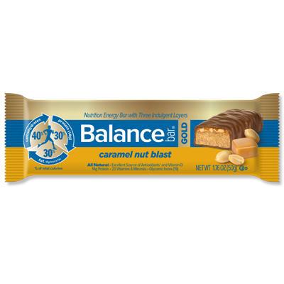 Superbe Worst Meal Replacement Bar: Balance Gold Caramel Nut Blast