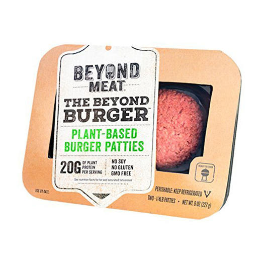 Beyond Meat's Beyond Burger patty