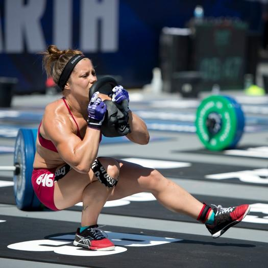 Crossfit myths debunked shape magazine bulking up is inevitable ccuart Image collections