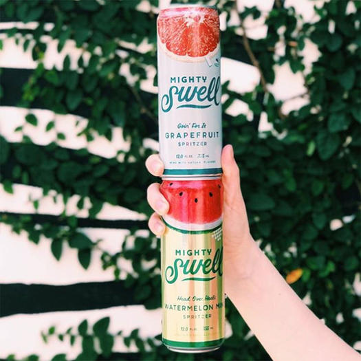Healthy Canned Wines Cocktails And Spiked Seltzers To