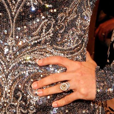 10 Celebrity Engagement Ring Trends [PHOTOS] | Shape Magazine