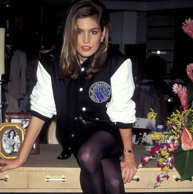 Photos Of Supermodel Cindy Crawford Through The Years