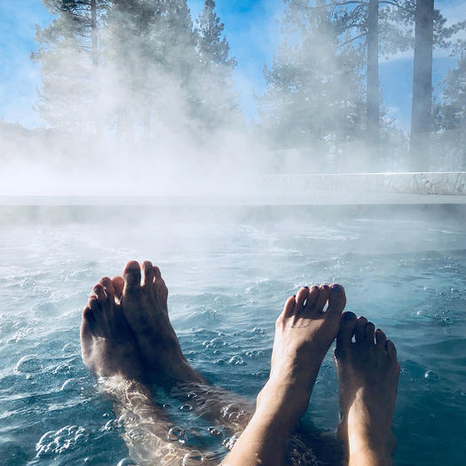 winter date idea go hot tubbing