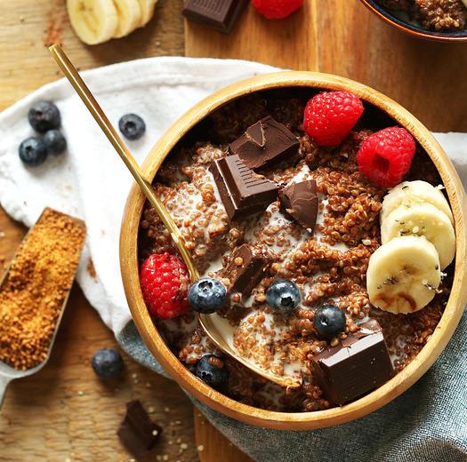 recipe: quinoa for breakfast weight loss [4]
