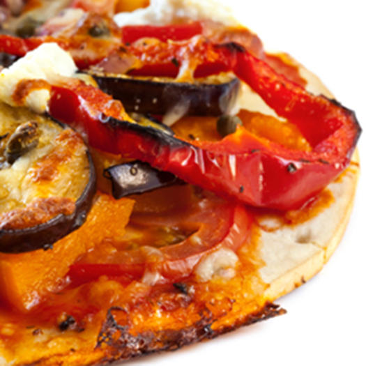 lunch ideas healthy pizza