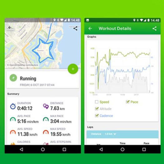 the best free running apps shape magazine