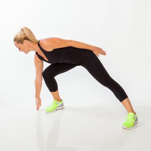 Hiit Workout For Your Butt And Legs Shape Magazine