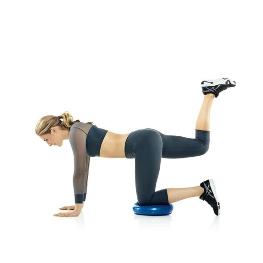 Disc Exercises Total Body Stability Workout Shape Magazine