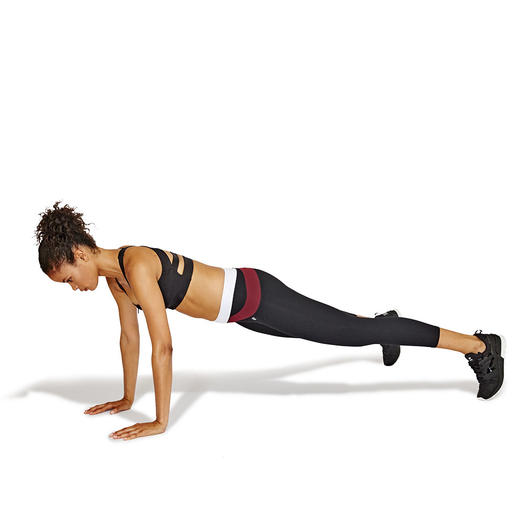 Bosu Ball Side Plank: Advanced Bosu Ball HIIT Workout To Train Like An Athlete