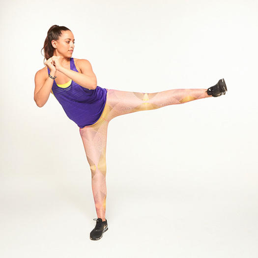 Balance Ball Kick: Workout Plans: 7 Butt Exercises To Beat Dead-Butt Syndrome