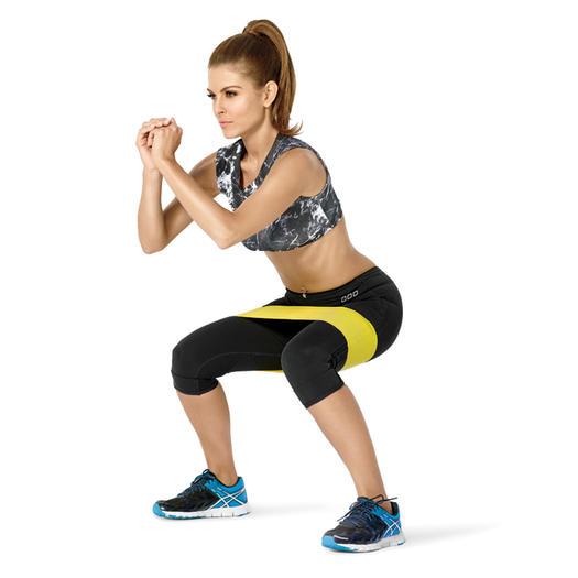 Maria Menounos Strength Training Exercises: Resistance