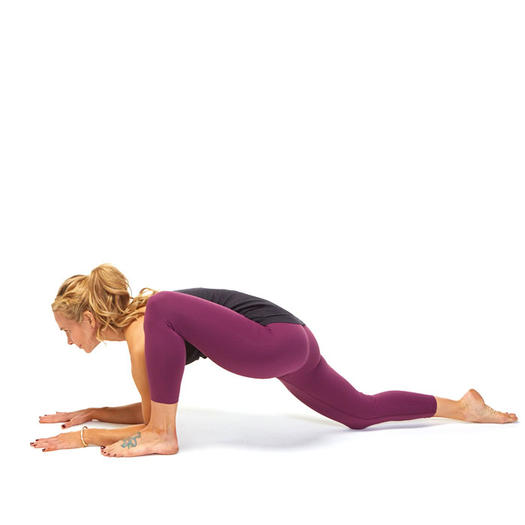 11 Yoga Poses Every Runner Should Do for Tight Muscles ...