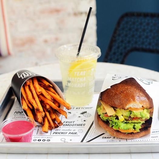 Lyfe Kitchen Nutrition: Healthy Fast Casual Restaurants