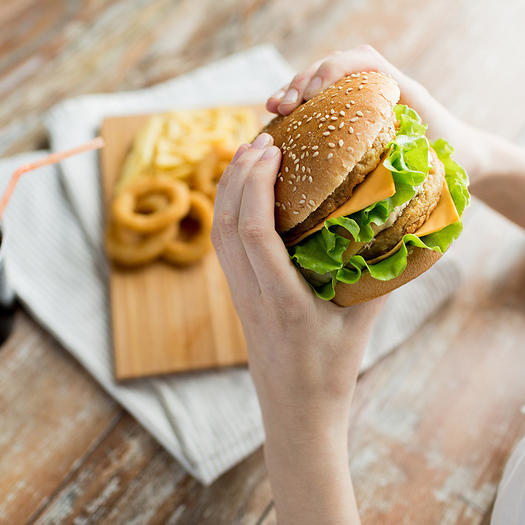 why you shouldn t eat fast food