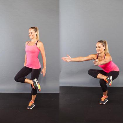 Lower-Body Exercises: 12 Squat Variations for Better ...