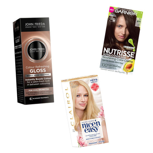 Best home hair color products and application tips shape magazine total coverage solutioingenieria Image collections