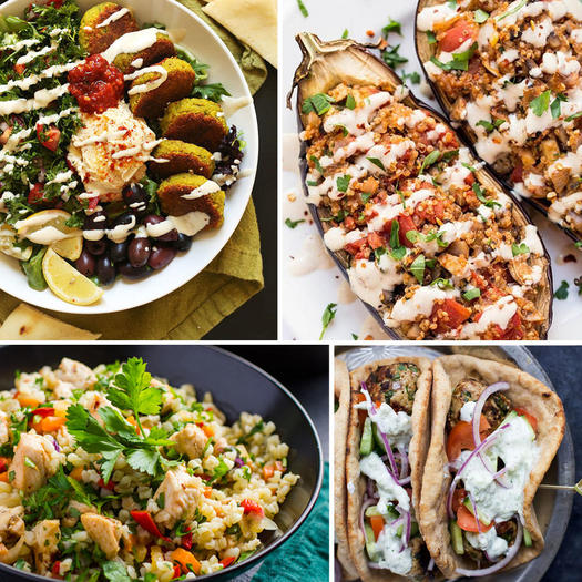 9 Mediterranean Diet Breakfast Recipes We're Always in the Mood For