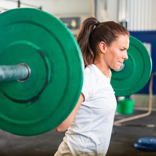 6 Workout Videos That'll Get You Hooked On Heavy Lifting