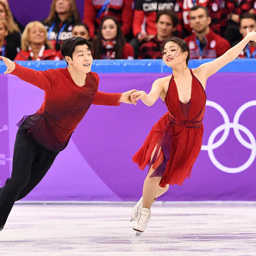 are any of the olympic pair skaters dating Headline gay abandon required in frozen closet of male ice skating the perception that male ice skaters are gay — and the hostility behind it — is the sport's dirty little secret, writes.