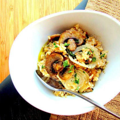 recipe: savory oatmeal with egg recipe [14]