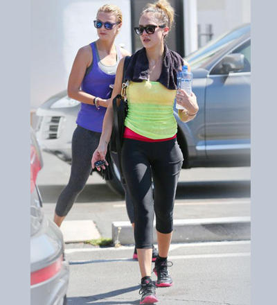 fashionable workout clothing and gear shape magazine