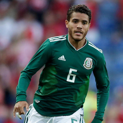 Latina football player is a hunk