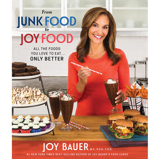 Healthy recipes smart food swaps shape magazine from junk food to joy food forumfinder Images