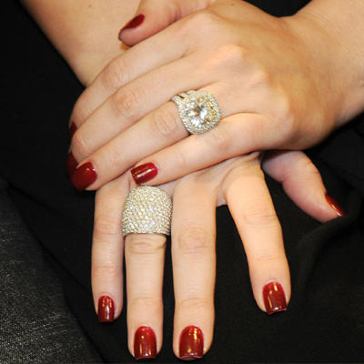 Wendy Williams Engagement Ring Price