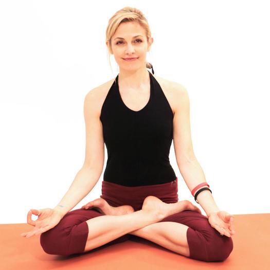 How To Do Lotus Yoga Pose Shape Magazine