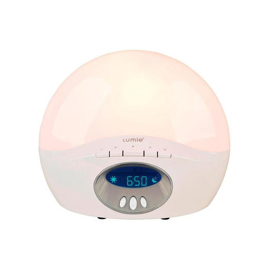 Lumie Bodyclock Active 250 Wake-Up Light therapy lamp
